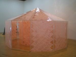 Triplice tenda, 1969