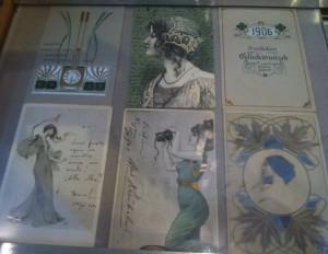 szymborska collezione di cartoline