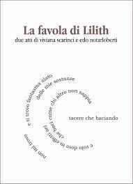 copertina La favola di Lilith