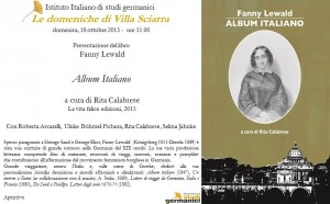Presentazione Album italiano