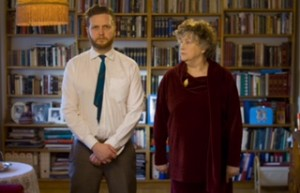 Ragnar Kjartansson Me and My Mother 2010
