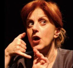 Marinella Manicardi legge Molly dall'Ulisse di Joyce @ Cortile del Pozzo, Palazzo Poggi | Bologna | Emilia-Romagna | Italia